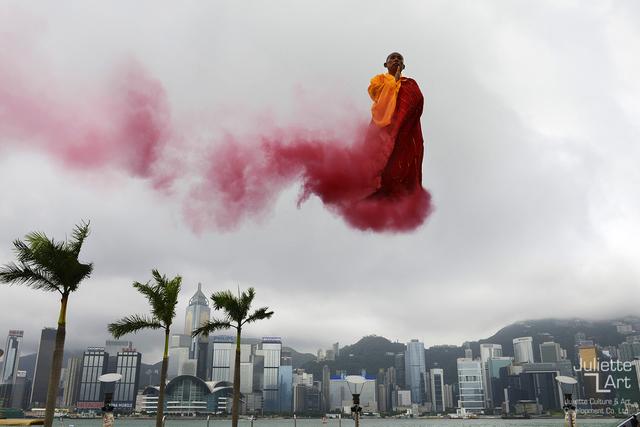 , 'Buddha in HK,' 2013, Juliette Culture and Art Development Co. Ltd.