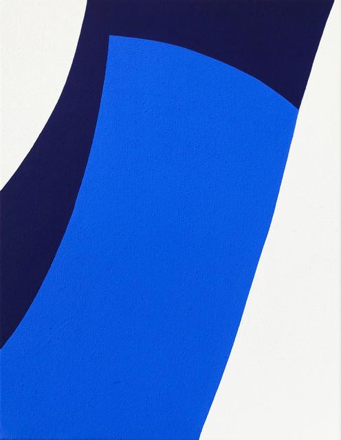 , 'Stream 05,' 2018, Berggruen Gallery