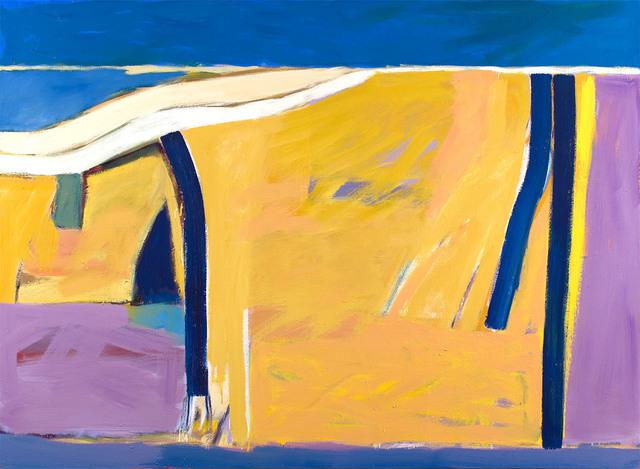 , 'CROSSING THE TIBER,' 2006, Jerald Melberg Gallery