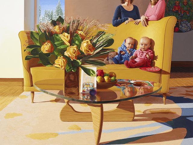 , 'The Latest Models,' 2014, Mira Godard Gallery