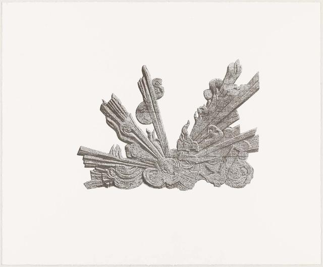 Carla Zaccagnini, 'Imposible pero necesario: petrificación,' 2011, Galería Vermelho