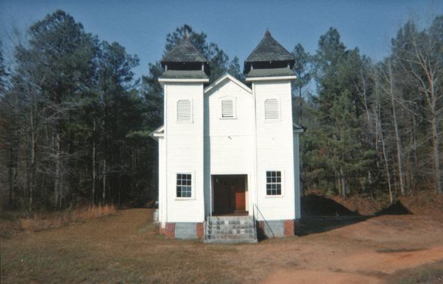 , 'Church, Sprott, Alabama,' 1971, Pace/MacGill Gallery