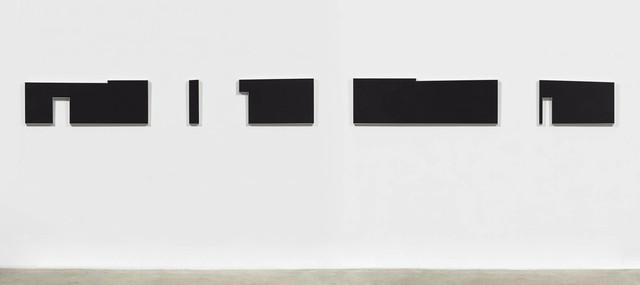 , 'Black box 1:1 (Koenig & Clinton),' 2015, Koenig & Clinton