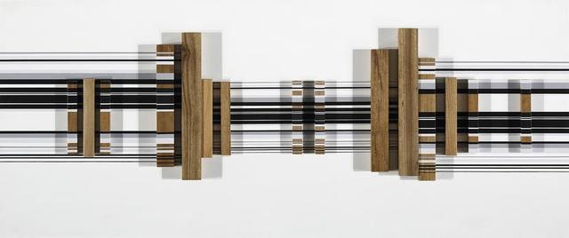 , 'Qin Se No. 2,' 2014, Eli Klein Gallery