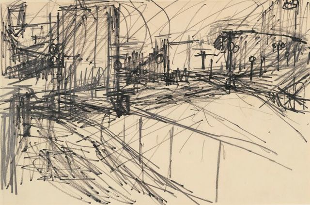 , 'Drawing for Mornington Crescent,' , Stephen Ongpin Fine Art
