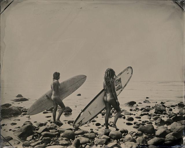 , '15.08.18 #7, Nude Surfers (Montauk, NY),' 2015, Von Lintel Gallery