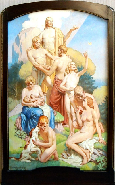 Walter Beach Humphrey, 'Allegory', 1930-1939, The Illustrated Gallery
