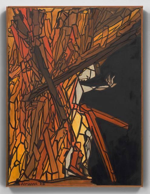 , 'Over the Edge,' 1965/67, Lévy Gorvy