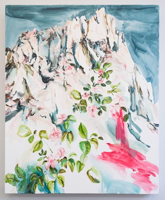 Elisa Johns, 'Evolution Wilderness', 2018, Morgan Lehman Gallery