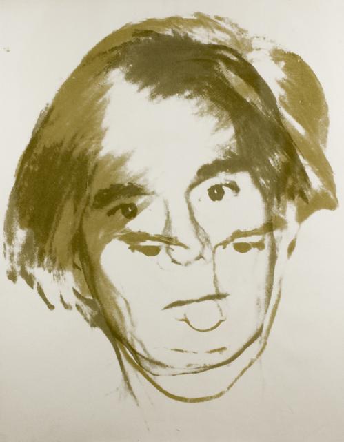 , 'Self-Portrait,' ca. 1977, Ronald Feldman Gallery