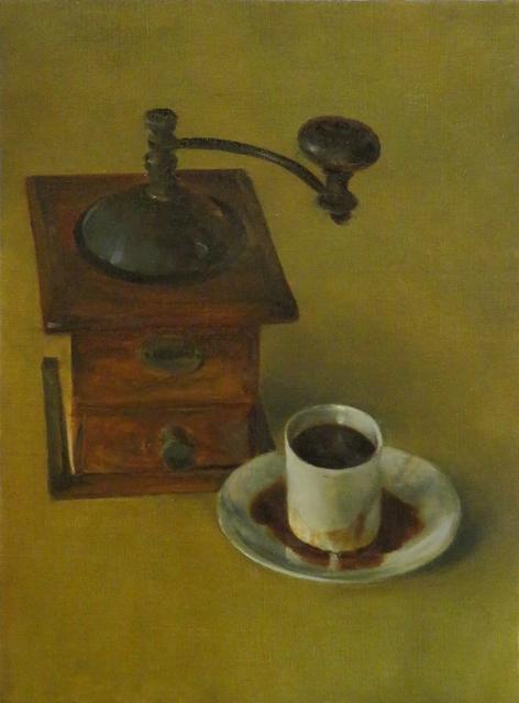 , 'Coffee Grinder in the Attic,' 2018, Beatriz Esguerra Art