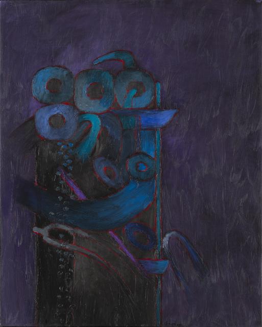 Fernando de Szyszlo, 'Paracas The Night', 2015, Galería Duque Arango