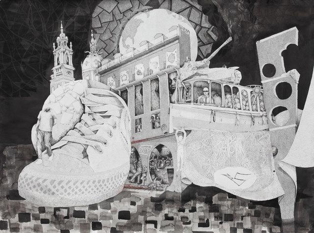 , 'El Zapato,' , Lilienthal Gallery