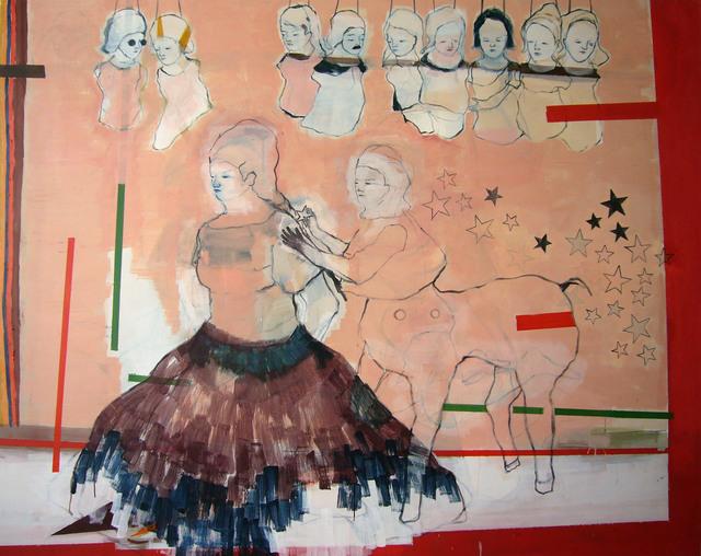 , 'Marionetten,' 2012, Josef Filipp Galerie