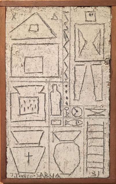 , 'Composicion constructiva,' 1931, Leon Tovar Gallery