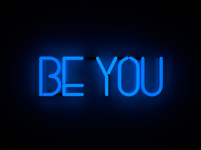 , 'BE YOU,' 2018, Contempop Gallery