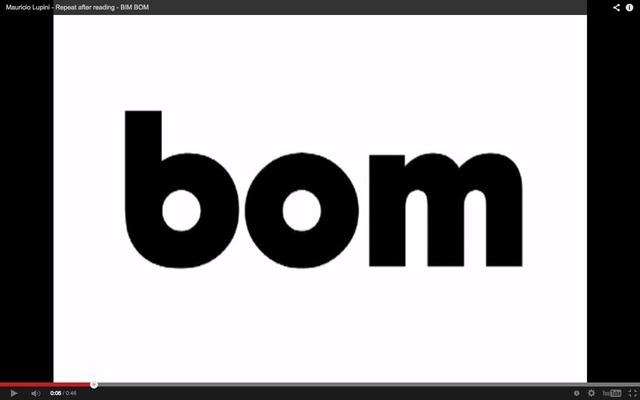, 'Repeat after reading (BIM BOM),' 2006, Ignacio Liprandi Arte Contemporáneo
