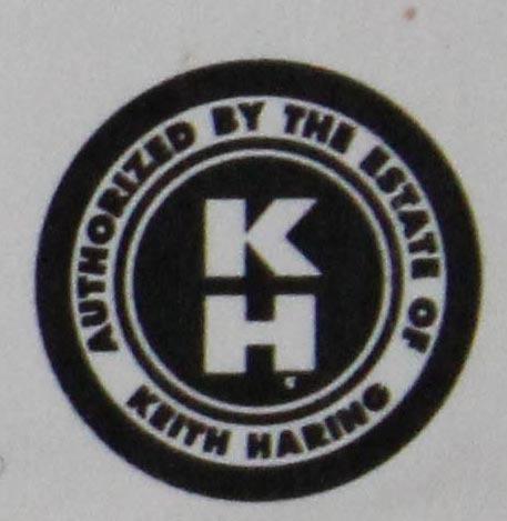 Keith Haring, 'Best Buddies', ca. 1993, EHC Fine Art