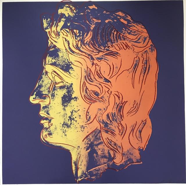 Andy Warhol, 'Alexander The Great, F&S IIB.291-292', 1982, Fine Art Mia