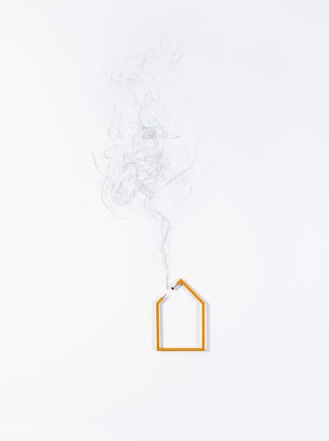 Ron Gilad, 'Smoking house', 2013, Keitelman Gallery
