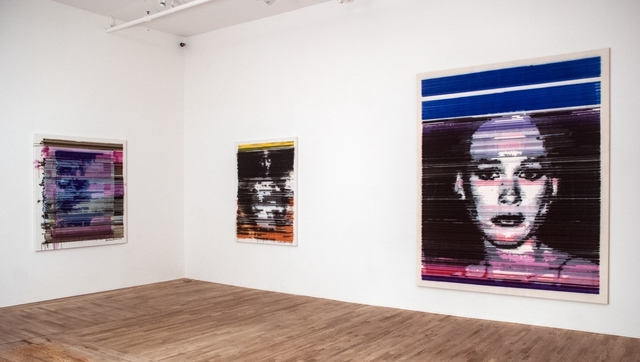 Anton Perich, 'American Altarpiece', 2004, Painting, Acrylic on canvas, Postmasters Gallery