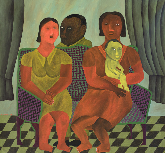 , 'The Family Portrait,' 2017, The Foundation Gallery