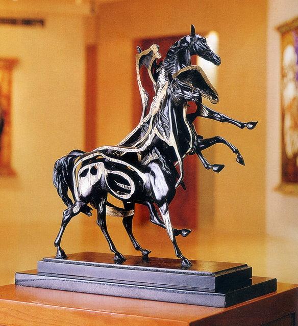 , 'Cavalleria Eroica,' 2004, Asia University Museum of Modern Art