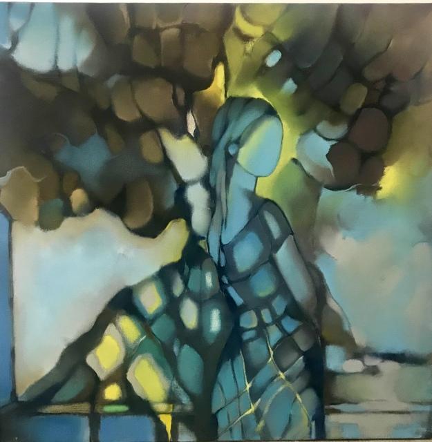 Amaya Salazar, 'Blue Hue', 2019, Arte Berri