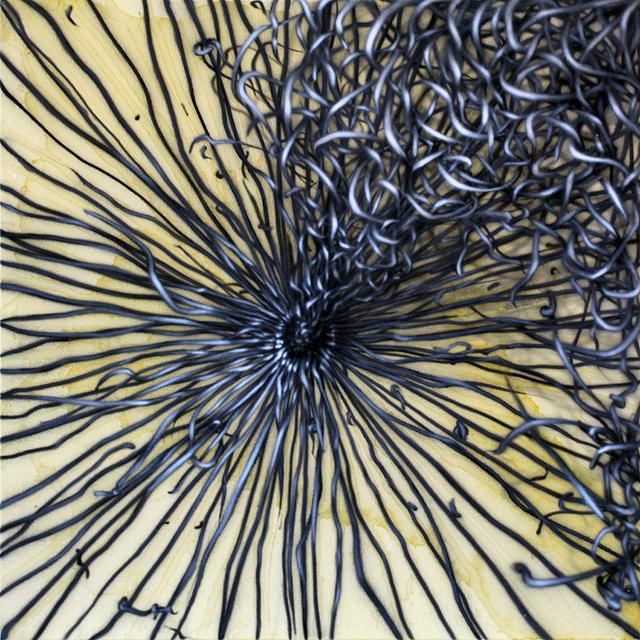 , 'Oscillopsia-hover,' 2012, Jonathan LeVine Projects