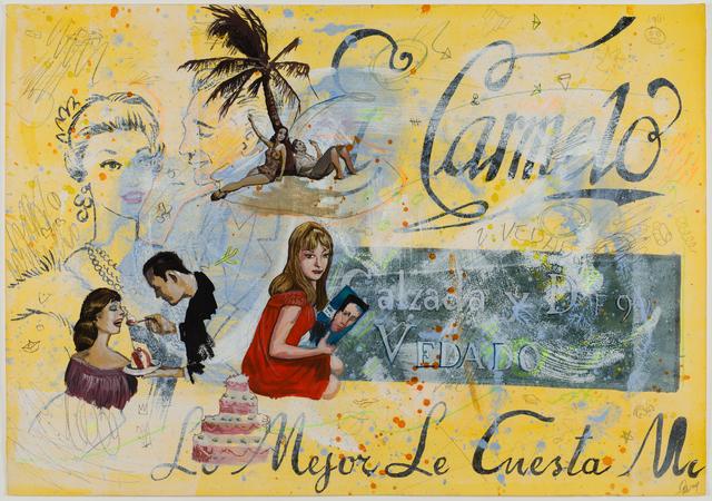 , 'Vedado (No. 7),' 2006, Track 16 Gallery