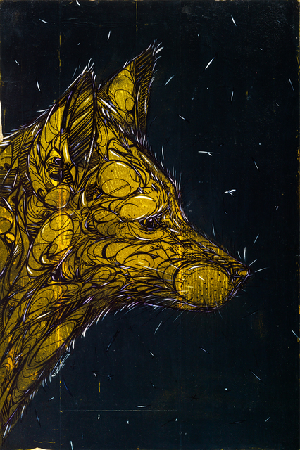 , 'Fudgefox,' 2018, GCA Gallery