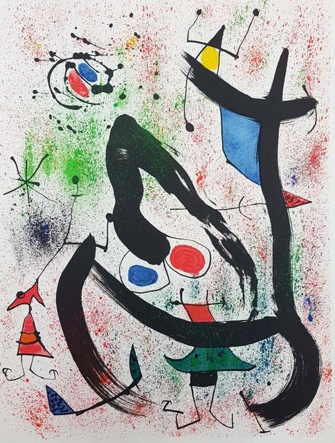 Joan Miró, 'The Seers IV (Les Voyants)', 1970, Baterbys