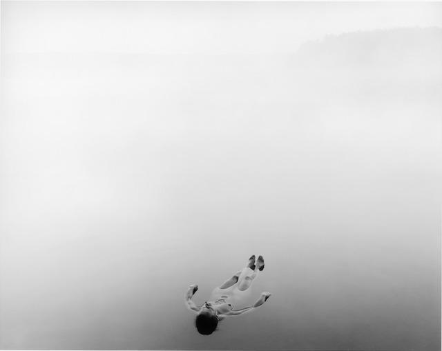 , 'Floating Nude, Etang de Chancelade,' 1984, Kahmann Gallery