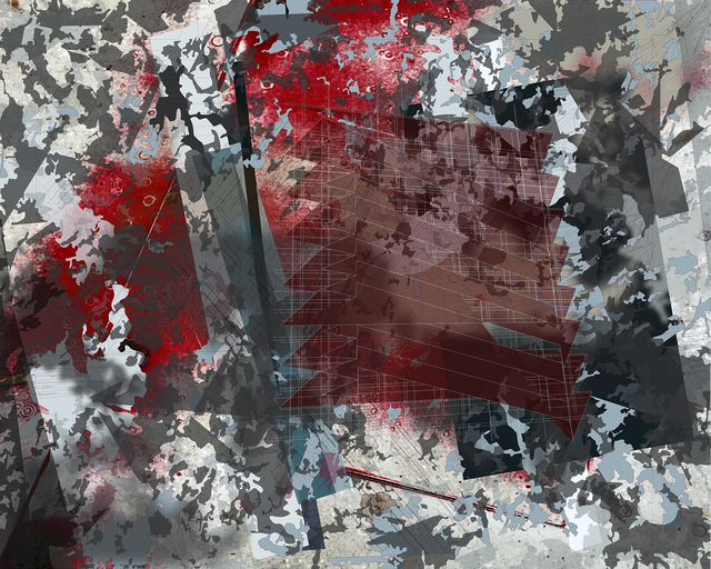 , 'Gego 3,' 2017, Puerta Roja