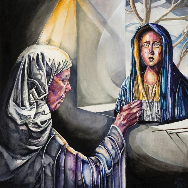 , 'Andrea Maria de la Encarnacion,' 2015, Somerville Manning Gallery