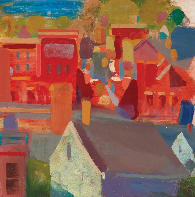 Tollef Runquist, 'Bricks', Dowling Walsh