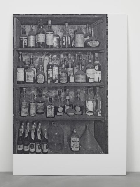 , 'Untitled (H.L.M.) # 8,' 2013, Galerie Eva Presenhuber