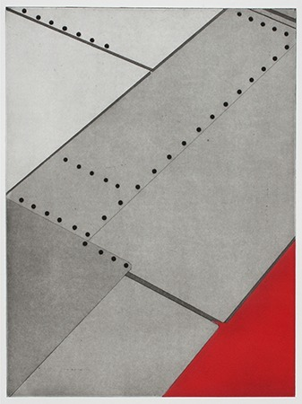 ", 'Window Seat Suprematism #4 (""Seat Assignment"" project, 2010--ongoing),' 2014, Catharine Clark Gallery"