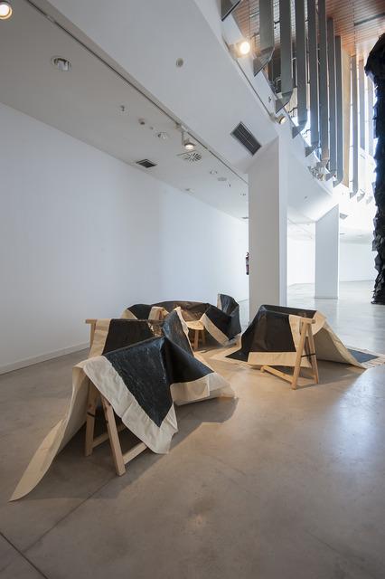 , 'Cartographies of Desire I, II and III,' 2018, Sabrina Amrani