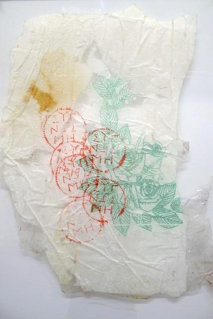 , 'Untitled (I'm sorry),' 2013, Elika