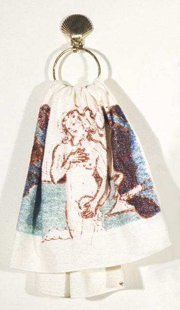 , 'Boceto a posterior de Botticelli, Wash and wear,' 1976, Casas Riegner