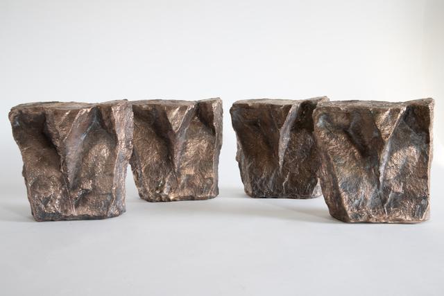 Laetitia Hussain, 'Pfeiffer Stones I, II, III, & IV', 2019, John Davis Gallery