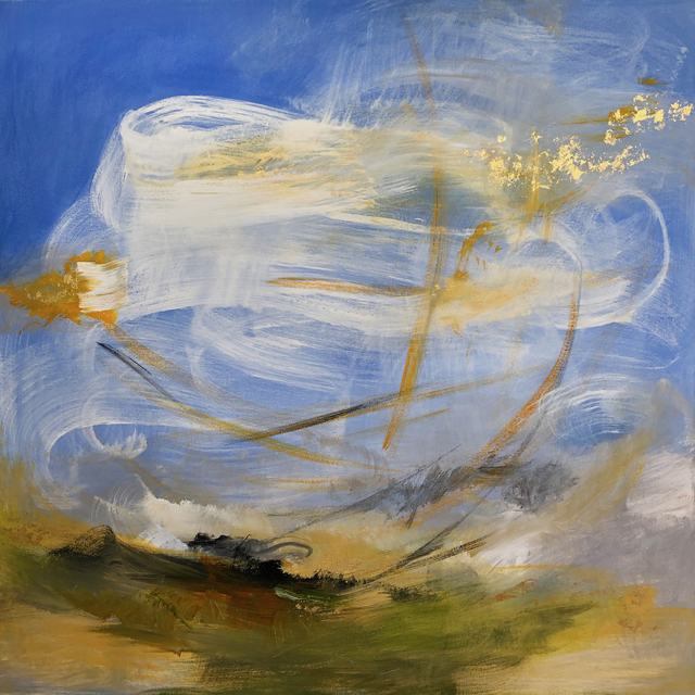Kathy Buist, 'Feeling the Breeze', 2015, Galerie d'Orsay