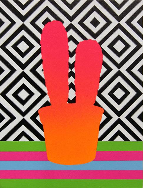 , 'Cactus 4,' 2017, Jealous Gallery