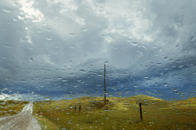 , 'Storm Light (from the series My Dakota),' 2012, Robert Klein Gallery