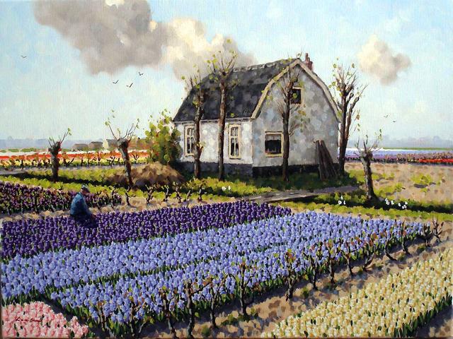 , 'Cottage near Lisse,' , ArtBoutique