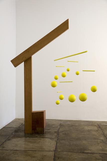 , 'Mobile n° 27,' 2015, Galeria Nara Roesler