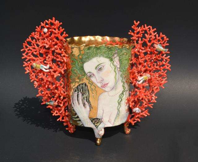 , 'Nursing for Love,' 2018, Duane Reed Gallery