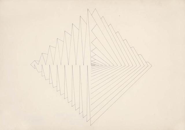 , 'Untitled,' 1958, Galeria Berenice Arvani