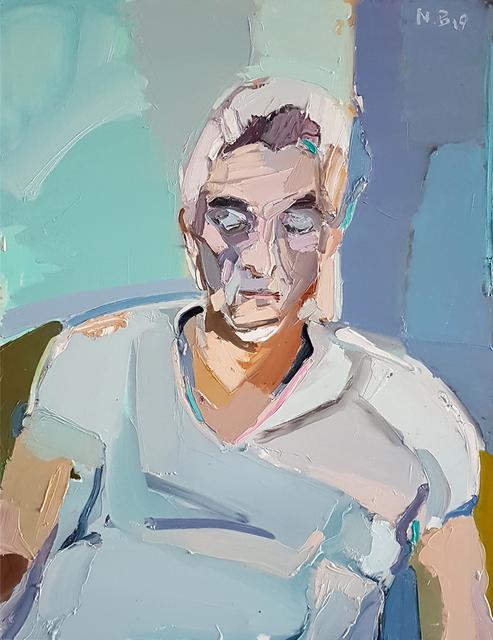 Boaz Noy, 'Imanuel Kleidman ', 2019, Rosenfeld Gallery